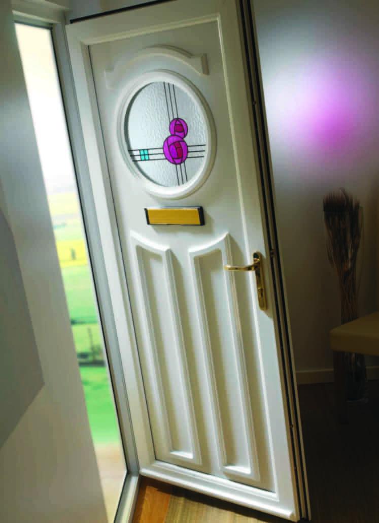 Upvc Panel Doors Cardiff Front Door Installation