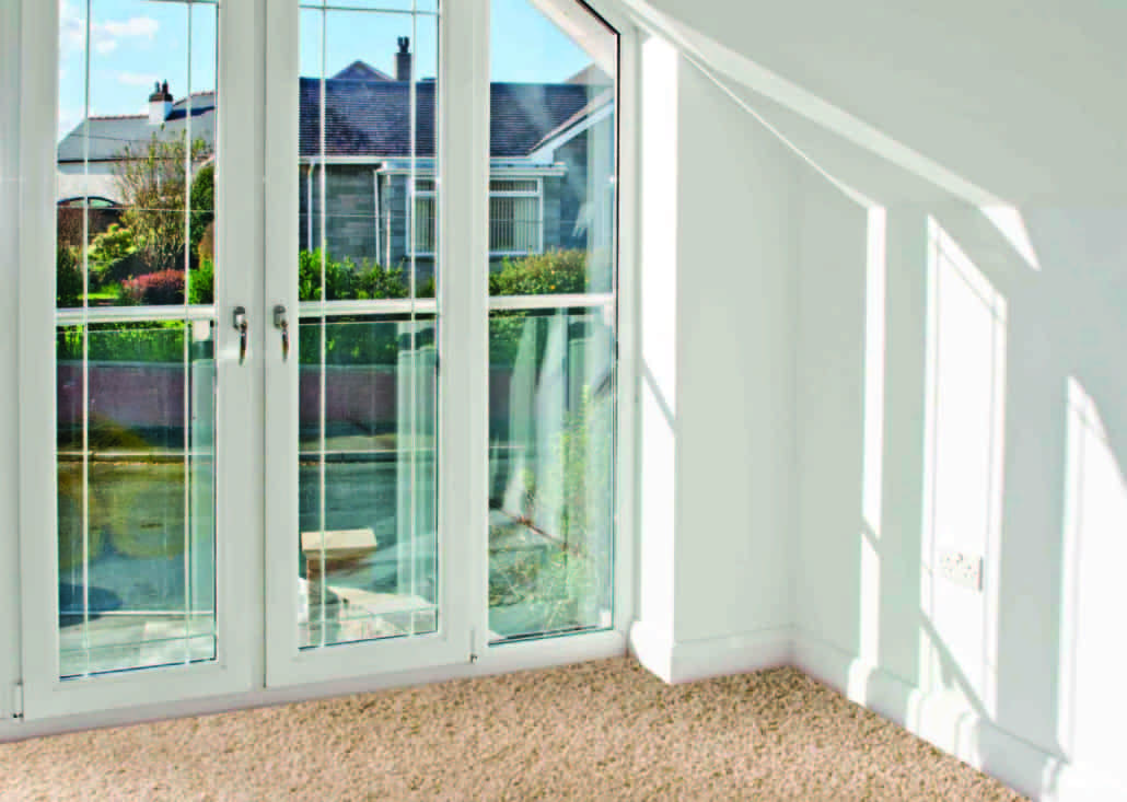 Upvc french doors inspire windows cardiff for Upvc french doors