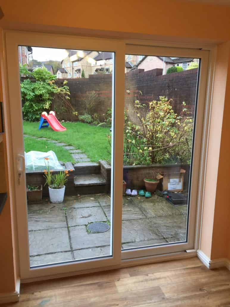 Sliding patio doors upvc doors from inspire windows for Upvc balcony doors