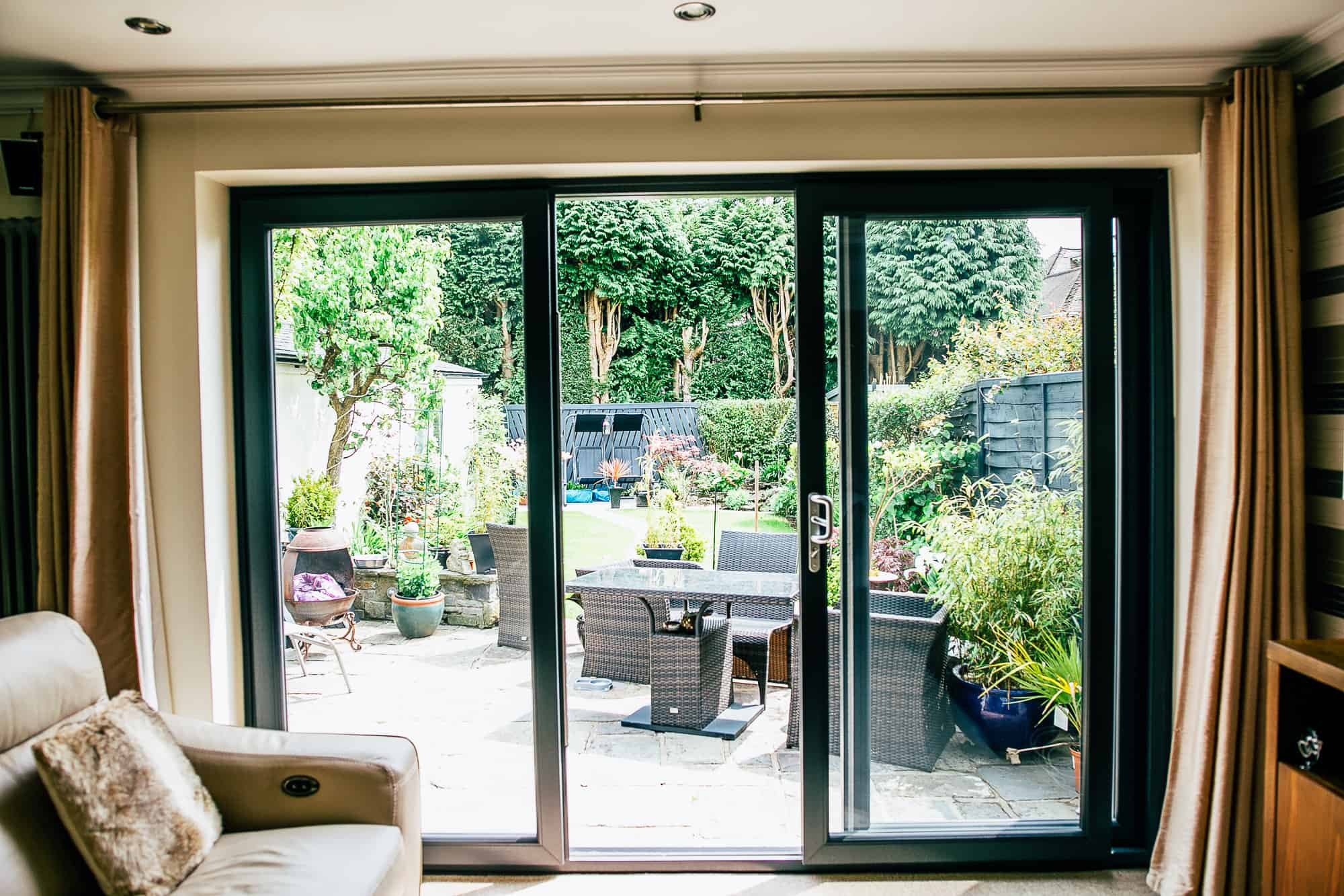 Blog inspire windows for Double wide patio doors