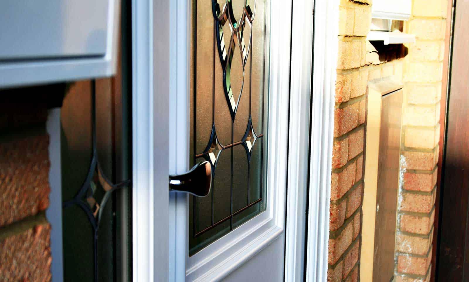 Upvc panel doors cardiff front door installation for Door window company