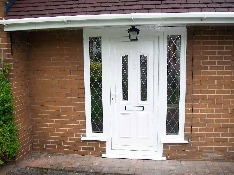 Upvc panel doors cardiff front door installation for Front door installation