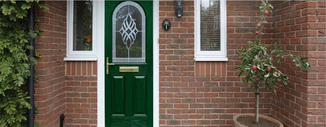 Composite Doors Newport