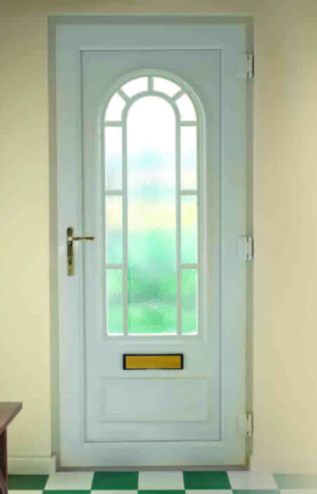 Double glazed doors Newport