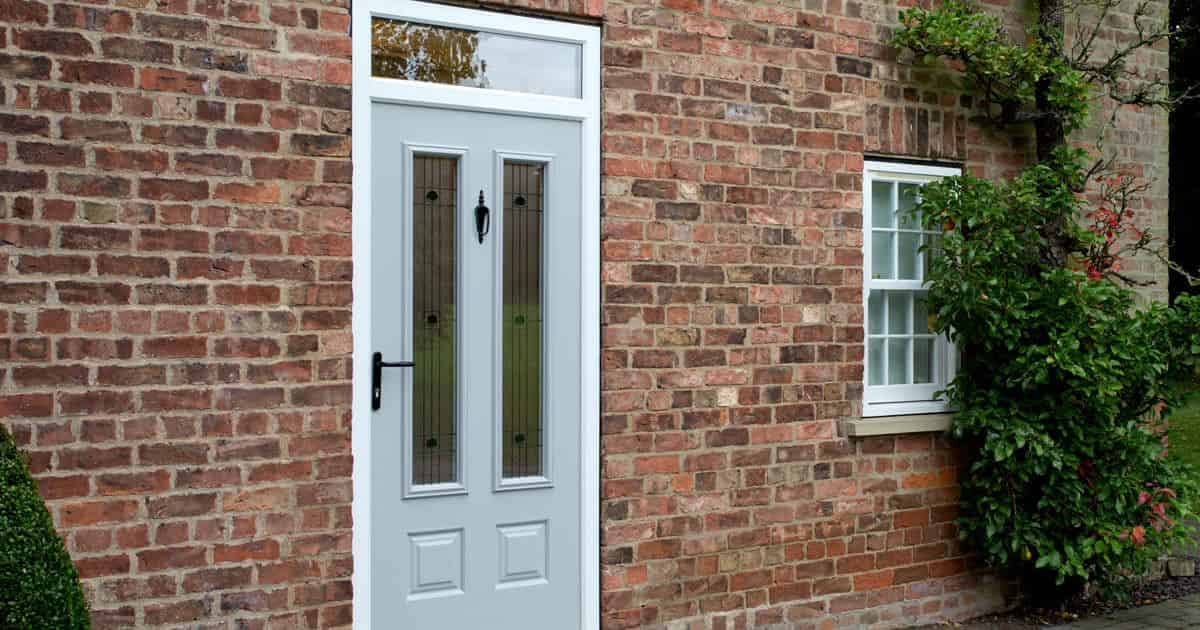 Composite Doors cost Cardiff