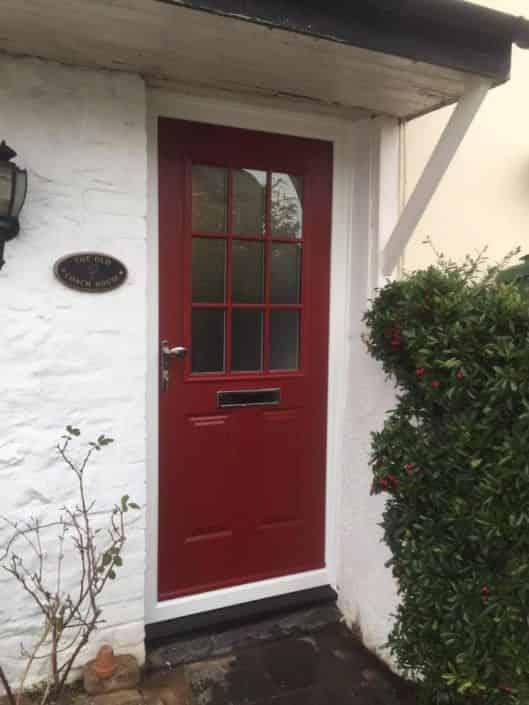 modern Composite Doors Cardiff