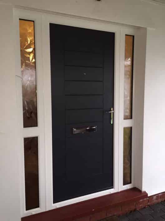 traditional Composite Doors Cardiff