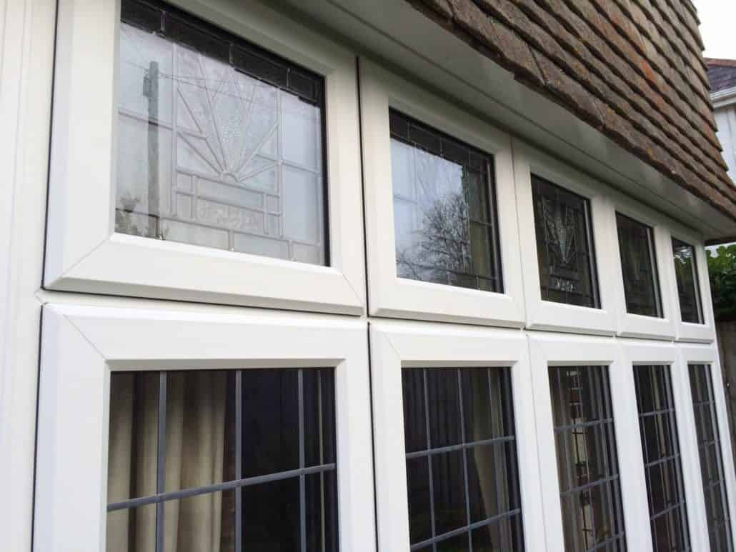 Upvc windows newport double glazed windows for Upvc windows