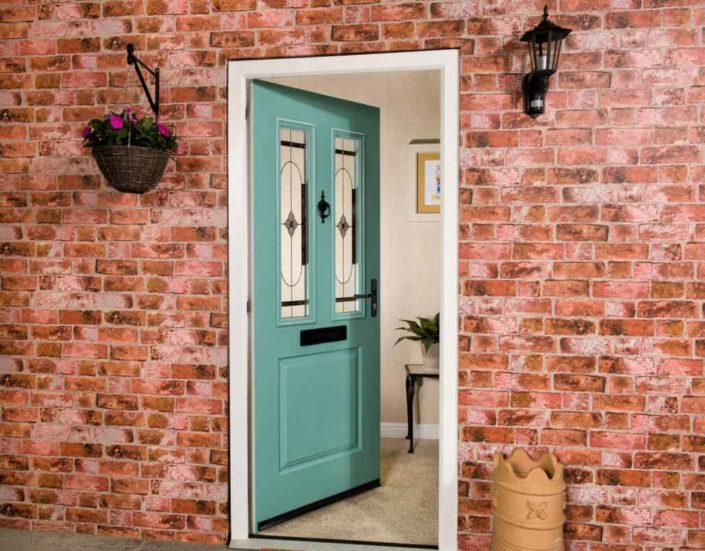 composite door prices newport