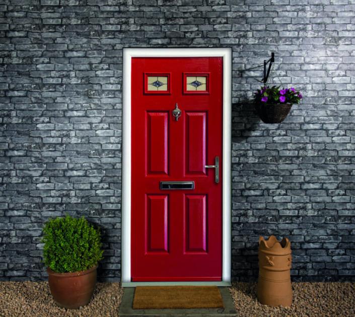 modern composite doors newport