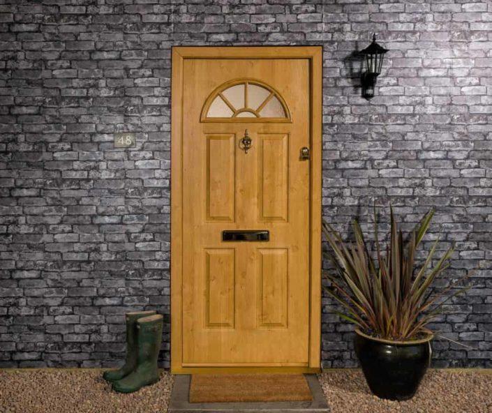 best composite doors newport