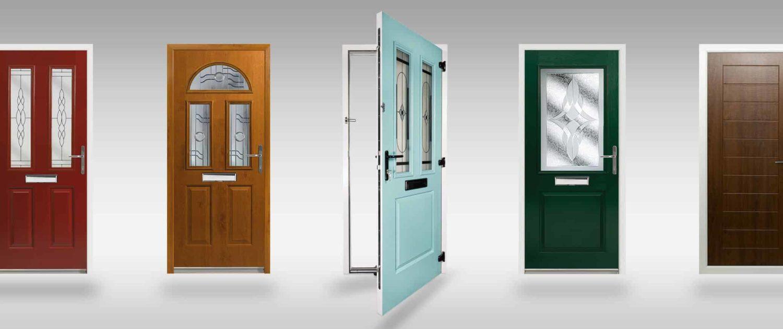 composite doors newport